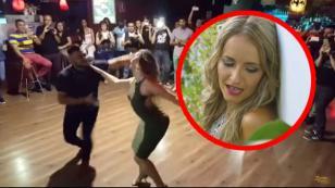 Vicky Corbacho y una bachata para que aprendas a bailar [VIDEO]
