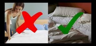 Comprobado: Tender la cama todos los días es malo para tu salud