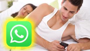 WhatsApp y el truco para que tu pareja no sepa con quién chateas