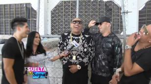 Wisin, Chyno Miranda y Gente de Zona te regalan un adelanto del videoclip de 'Quédate conmigo' [VIDEO]