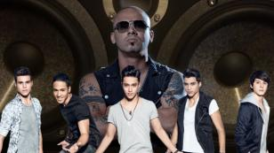 Wisin enamora a sus fanáticos con remix junto a CNCO [VIDEO]