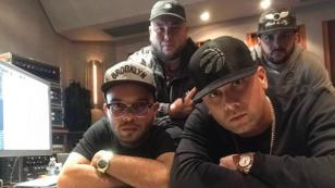 Wisin no sale del estudio hasta acabar su álbum 'Victory' [FOTOS]