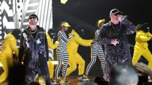 Wisin y Yandel estrenaron 'Chica bombastic', su nueva producción musical