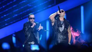 Wisin y Yandel hicieron peculiar invitación a Aleks Syntek