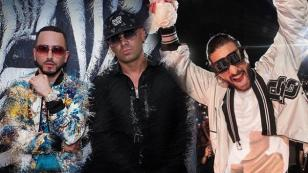 Wisin y Yandel anunciaron colaboración con Maluma