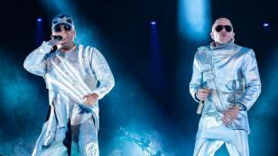 Wisin y Yandel presentan nuevo álbum después de 5 años