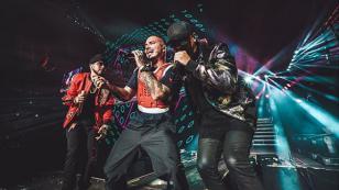 Wisin y Yandel reunieron a grandes artistas durante su concierto en EE.UU. [VIDEO]