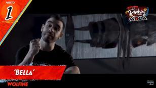 Wolfine, otro duro rival para Daddy Yankee en el Ranking Moda [VIDEO]