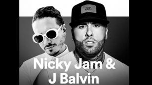 'X' (Equis) de Nicky Jam y J Balvin es la canción más buscada en esta aplicación