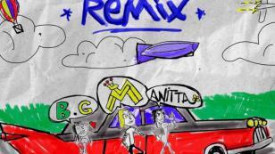 ¡Escucha el remix de 'Mala mía', con las voces de Maluma, Becky G y Anitta!