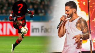 ¿Ya viste qué crack del fútbol se declaró fan de Maluma?