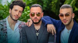 ¡Yandel estrena canción y video junto a Manuel Turizo y Sebastián Yatra!