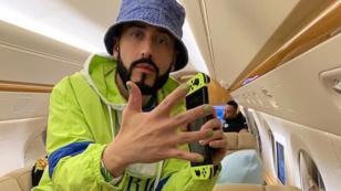 Yandel se une al 'Green nails challenge' por la salud mental