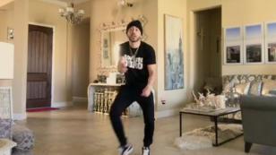 Yandel sorprendió a sus seguidores bailando al ritmo del nuevo remix de 'Bonita'