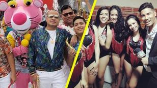 Zaperoko, Son Tentación, Combinación de la Habana y más, en La Choza Náutica