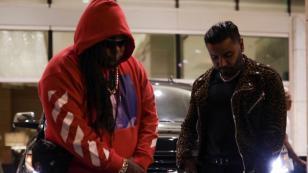 Zion & Lennox fueron sorprendidos por fanáticos después de concierto en República Dominicana