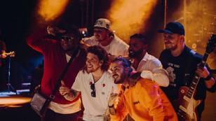 Zion & Lennox cantaron junto a Piso 21 en México