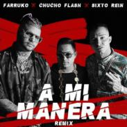 A mi manera (remix)