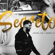 Secreto -  Anuel AA, Karol G