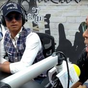Lil Silvio y El Vega también hablaron del pantalón de Carloncho