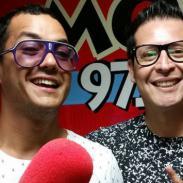 Carloncho y Renzo Winder volvieron a sorprender con 'impro' de latin pop