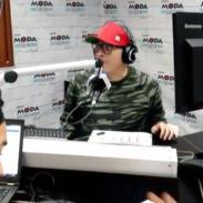 ¡Carloncho y Renzo Winder se mandaron este divertido karaoke! [VIDEO]