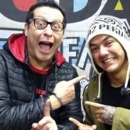 Carloncho y Renzo volvieron a Radio Moda y celebraron el Día del Maestro