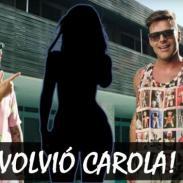¡Carola regresó al programa con su versión de Vente Pa' Ca!