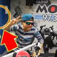 Jojojonathan estaba grabando un video hasta que… [VIDEO]