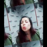 La cámara adora a Lesly Carol [VIDEO]