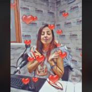 Lesly Carol les manda mucho amor [VIDEO]