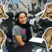 Marianita es sorprendida en vivo por un pretendiente en 'El Show de Carloncho'