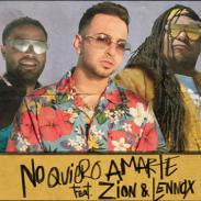 No quiero amarte -  Justin Quiles      ft Zion & Lennox