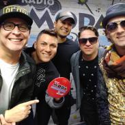 Skándalo se reunió para disfrutar de los 'Martes de los anticuchos' en 'El Show de Carloncho'