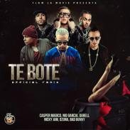 Te boté (remix) -  Nicky Jam, Ozuna, Bad Bunny