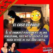 ¿Te enamorarías de un@ venezolan@? Este es el último caso de 'Amores de Verano' en '¡Qué Paja!'