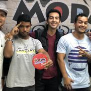Terco 92, El Paisa y Jair Wong se enfrentaron el los 'Miércoles de impro' de 'El Show de Carloncho'