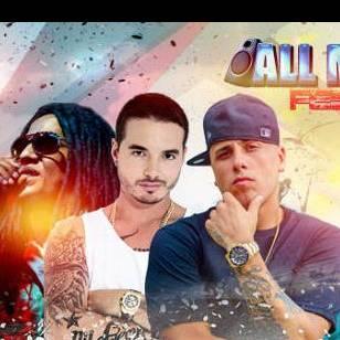 ¡Te traemos a Nicky Jam, J Balvin, Tego Calderón y Ñejo juntos!