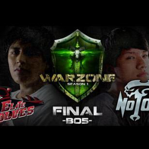 Así fue la final de WarZone, el primer torneo peruano de 'Dota 2' televisado [VIDEOS]