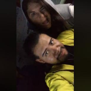 Así nos vacilamos en la cabina junto a Giovanna Valcárcel [VIDEO]