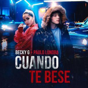 Becky G presentó su nuevo tema, 'Cuando te besé' [VIDEO]