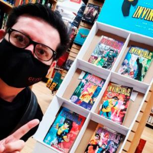 Carloncho celebra el 'Día del orgullo geek'