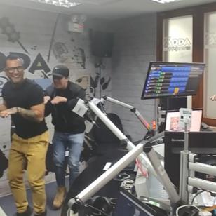 Carloncho, Renzo y Marianita recordaron el 'Baile del Chivito' de Raúl Romero