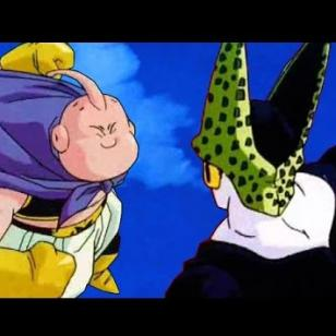 ¿Cell peleando con Majin Boo en 'Dragon Ball'? ¿Cómo? ¿Cuándo? [VIDEO]