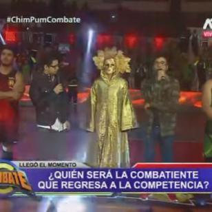 En vez de la pelea entre Maicelo y la 'Pantera' Zegarra, 'Combate' presentó a...