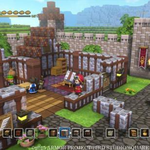 Conoce 'Dragon Quest Builders', el juego que dicen es mejor que 'Minecraft'