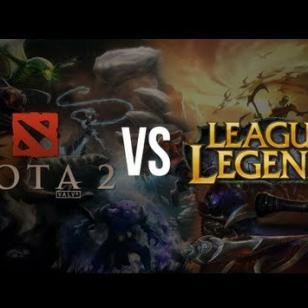 'Dota 2' vs. 'League of Legends': Mira cuál es mejor según estas cifras