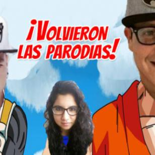 ¡Volvieron las parodias de los 'Guerreros Z' con Carloncho y Renzo Winder!