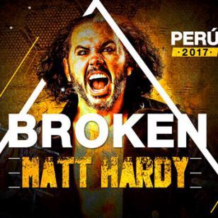 ¡El exluchador de WWE Matt Hardy viene a Perú a pelear!