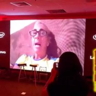 Equipo peruano de 'Dota 2' recibió contundente mensaje de Natalia Málaga antes de torneo en China [VIDEO]